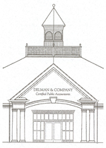 front entrance drawing